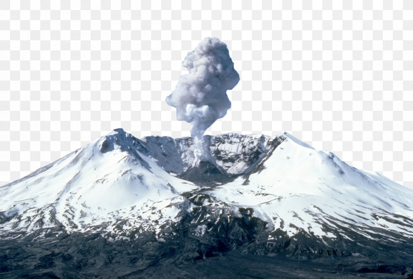 Mount Etna Santorini Eruption Year Without A Summer Cascade Volcanoes, PNG, 1200x811px, Watercolor, Cartoon, Flower, Frame, Heart Download Free