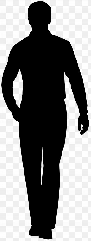 Male Silhouette Clip Art - Silhouette Clip Art PNG