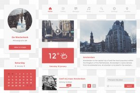 Red UI Toolkit - User Interface Design Web Design Icon PNG