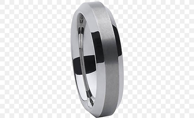 Wedding Ring Tungsten Carbide Silver, PNG, 500x500px, Wedding Ring, Carbide, Ceramic, Clothing Accessories, Fashion Accessory Download Free