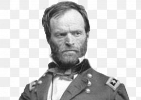United States - William Tecumseh Sherman American Civil War United States Union Battle Of Atlanta PNG