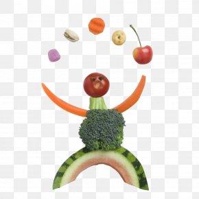 Creative Fruit - Fruit Vegetable Diet PNG