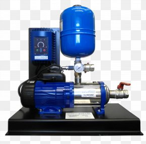 Water - Booster Pump Water Supply Network PNG
