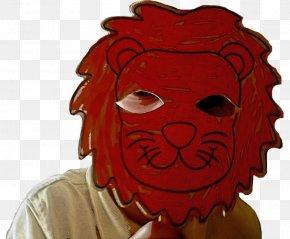 Mask - Mask Mouth Cartoon Character PNG