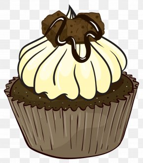 Cheese On The Cake - Mini Cupcakes Muffin Chocolate Cake PNG