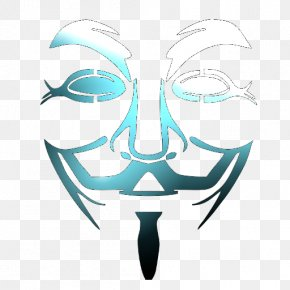 T-shirt - Guy Fawkes Mask Gunpowder Plot T-shirt Anonymous PNG