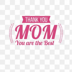 Mother's Day WordArt Logo - Mother's Day Art PNG