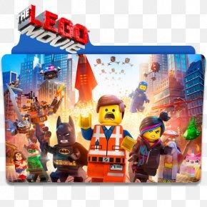 The Lego Movie - The Lego Movie Film Cinema Lego Minifigure PNG