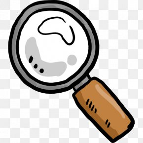 A Magnifying Glass - Magnifying Glass Loupe Icon PNG
