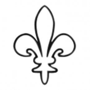 Fleur De Lis Coloring Page - Fleur-de-lis Free Content Coloring Book Royalty-free Clip Art PNG