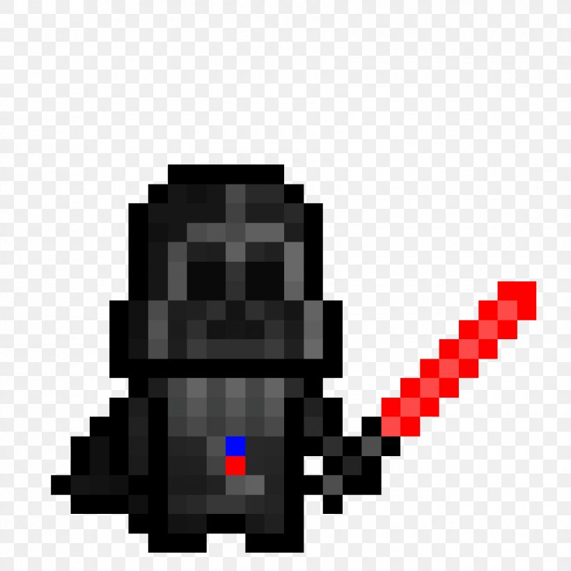 Anakin Skywalker Pixel Art Obi Wan Kenobi Captain Phasma