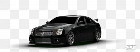 Car - Cadillac CTS-V Mid-size Car Automotive Lighting Full-size Car PNG