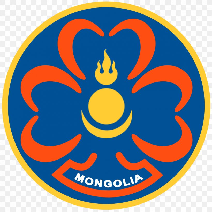 Girl Scout Association Of Mongolia Girl Guides Scouting Tunas Puteri, PNG, 1200x1200px, Mongolia, Area, Artwork, Girl Guides, Girl Scout Association Of Mongolia Download Free