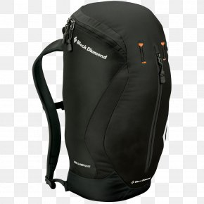 Backpack - Backpack Black Diamond Equipment Bag Deuter Sport Camping PNG