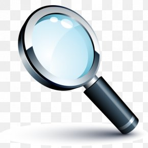 Magnifying Glass - Clip Art Vector Graphics Magnifying Glass Illustration PNG