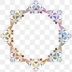Jewelry - Picture Frames Clip Art PNG