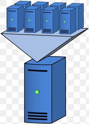 Glad Cliparts - Computer Servers Application Server Database Server Clip Art PNG