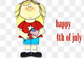 Santa Claus Happy - Fourth Of July Background PNG