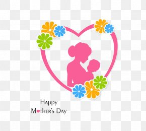 Creative Mother's Day - Mothers Day Illustration PNG