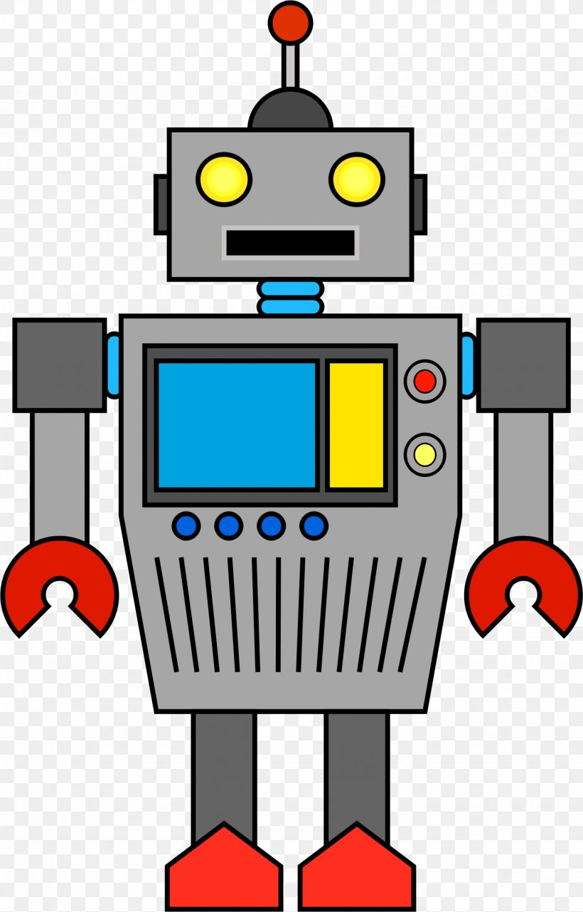 Robot Clip Art, PNG, 1433x2240px, Robot, Artificial Intelligence, Artwork, Humanoid, Machine Download Free
