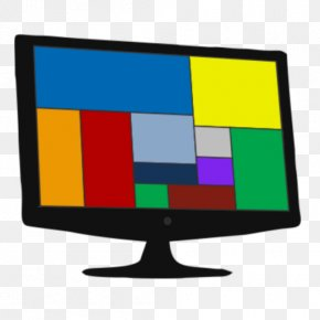 Mural - Display Device Computer Monitors LCD Television Television Set PNG