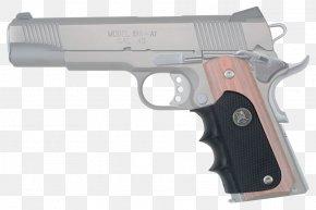 Recoil Pad - Trigger M1911 Pistol Firearm Pistol Grip PNG