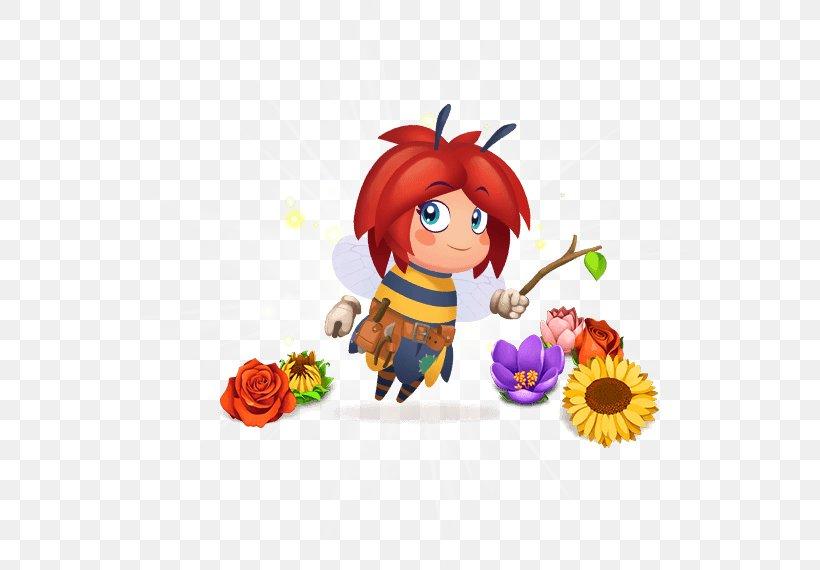 Flower Farm Heroes Saga
