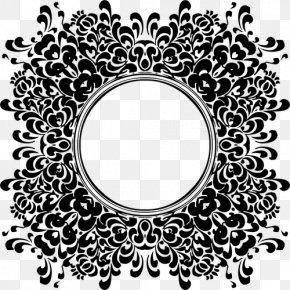 Botanical Pattern - Floral Design Flower Pattern PNG
