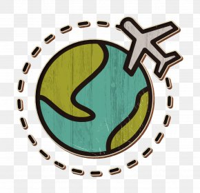 Symbol Emblem - World Icon Travel Icon Airport Icon PNG