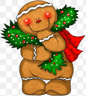 Christmas Gingerbread Ornament - Gingerbread House Candy Cane Gingerbread Man Clip Art PNG