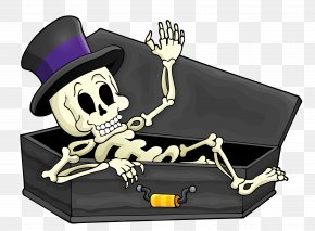Haunted Skeleton In Coffin PNG Picture - Ghouls 'n Ghosts Ghost And Goblins Scary And Spooky In The Night Ghosts And Goblins: Scary Stories From Around The World PNG