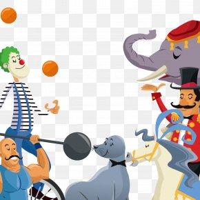Circus - Circus Performance Royalty-free Illustration PNG