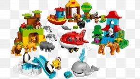 Toy - LEGO 10805 DUPLO Around The World Lego Duplo Toy Amazon.com PNG