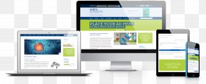 Biomedical Advertising - Responsive Web Design Web Development User Experience PNG