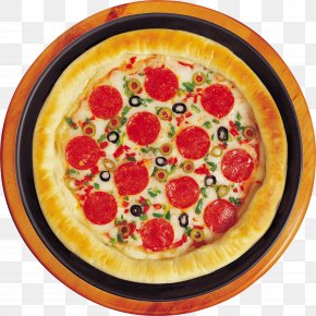 Pizza Image - Sausage Pizza Bacon Italian Cuisine Take-out PNG