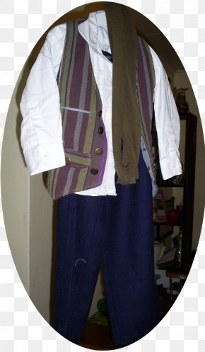 Waistcoat - Outerwear Clothing Purple STX IT20 RISK.5RV NR EO Costume PNG
