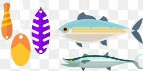 Fish Floats Fishing Vector Material - Fishing Float Angling Clip Art PNG
