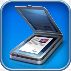 Scanner - Image Scanner App Store Document Paperless Office PNG