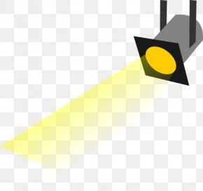 Light Cliparts - Spotlight Free Content Theater Clip Art PNG