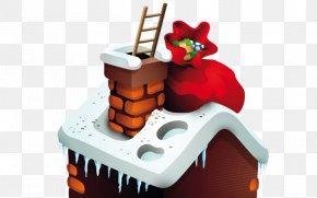 Santa Claus - Santa Claus Christmas Greeting & Note Cards Clip Art PNG