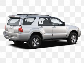 Toyota - Compact Sport Utility Vehicle 2016 Toyota 4Runner Car PNG