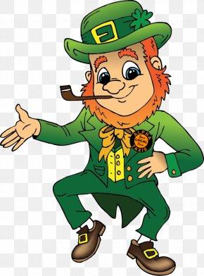 Saint Patrick's Day - Saint Patrick's Day 17 March Irish People Parade PNG