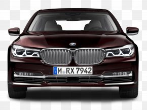 Cars - BMW 7 Series (G11) Car BMW 5 Series Luxury Vehicle PNG