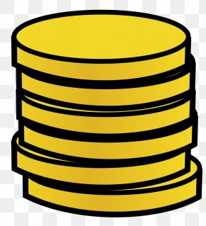 Cartoon Stack Of Books - Gold Coin Free Content Money Clip Art PNG