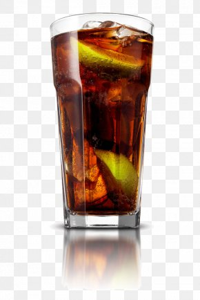 Cola Cocktail - Rum And Coke Black Russian Cocktail Juice Coca-Cola PNG