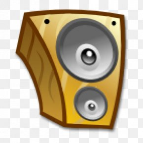 Sound Cartoon Download - Loudspeaker PNG