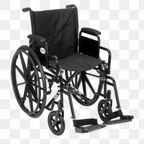 Wheelchair - Motorized Wheelchair Drive Medical Mobility Aid Disability PNG