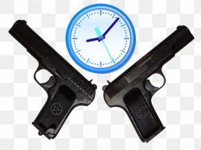 Hand Gun - World Clock Widget Android PNG