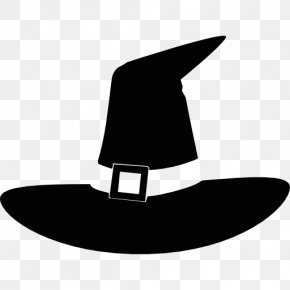 Hat Witch - Witch Hat Clip Art PNG
