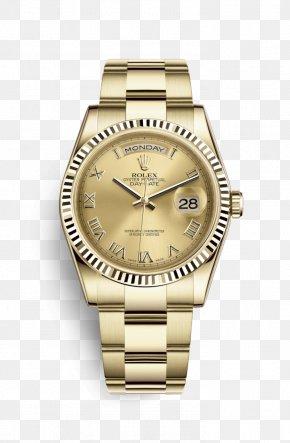 Rolex - Rolex Datejust Rolex Day-Date Watch Diamond PNG